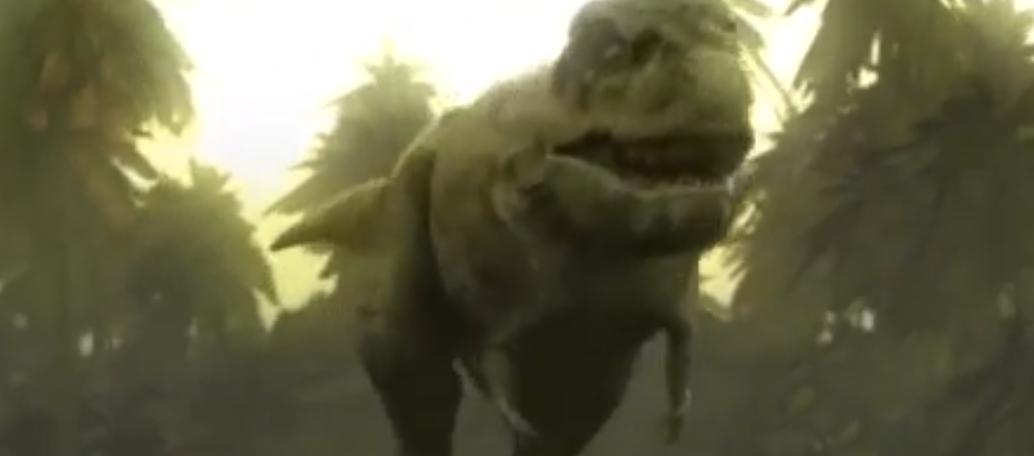 Tử chiến kinh hoàng giữa trăn khổng lồ và khủng long bạo chúa, phần thắng thuộc về ai?