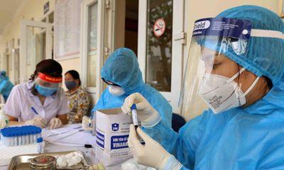 Trưa ngày 6/9, Hà Nội thêm 38 ca dương tính SARS-CoV-2
